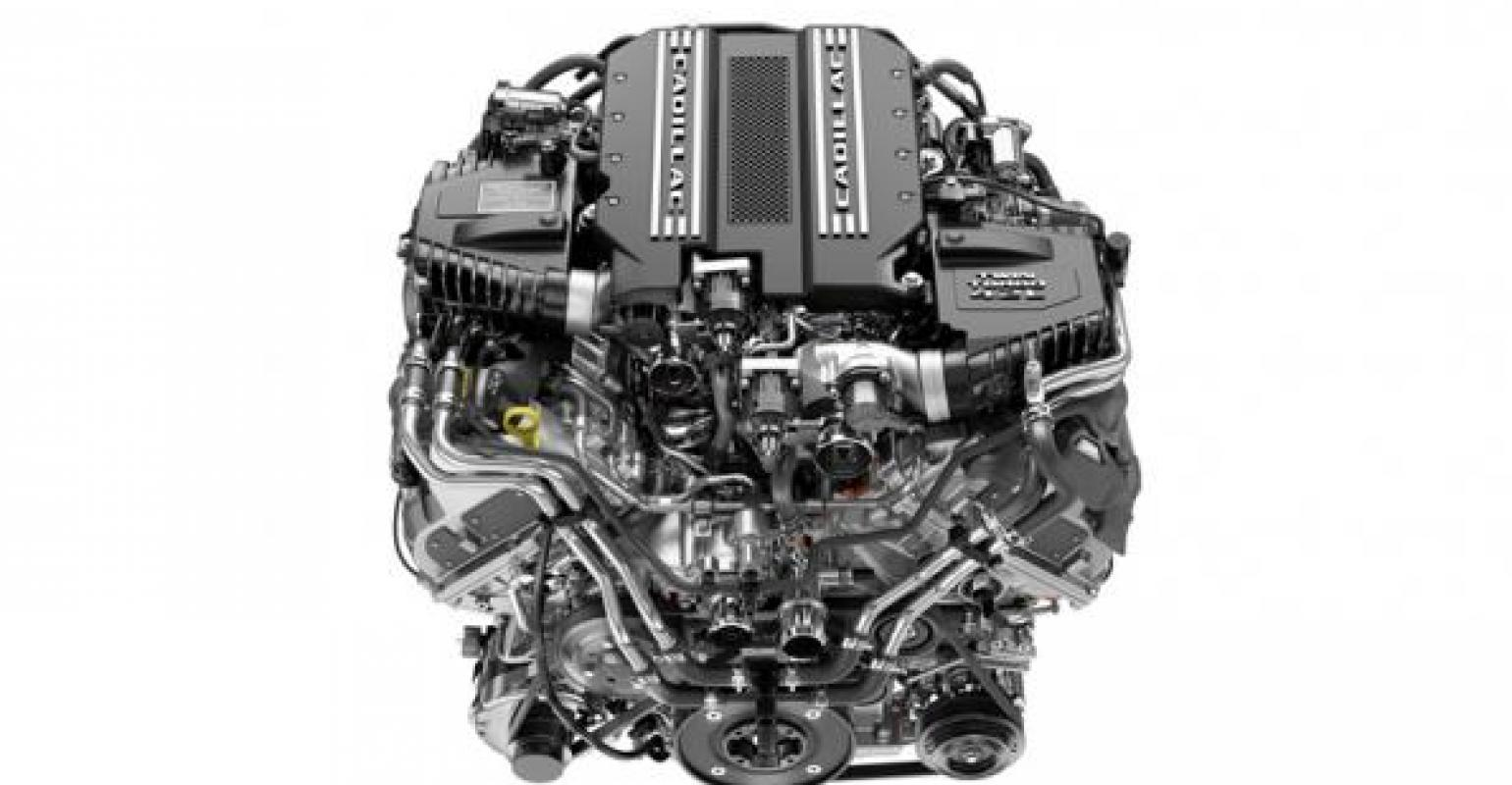 General Motors Cadillac Ct6 V Sport Targets High Power German