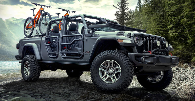 2020 Jeep Gladiator Photo Gallery Wardsauto