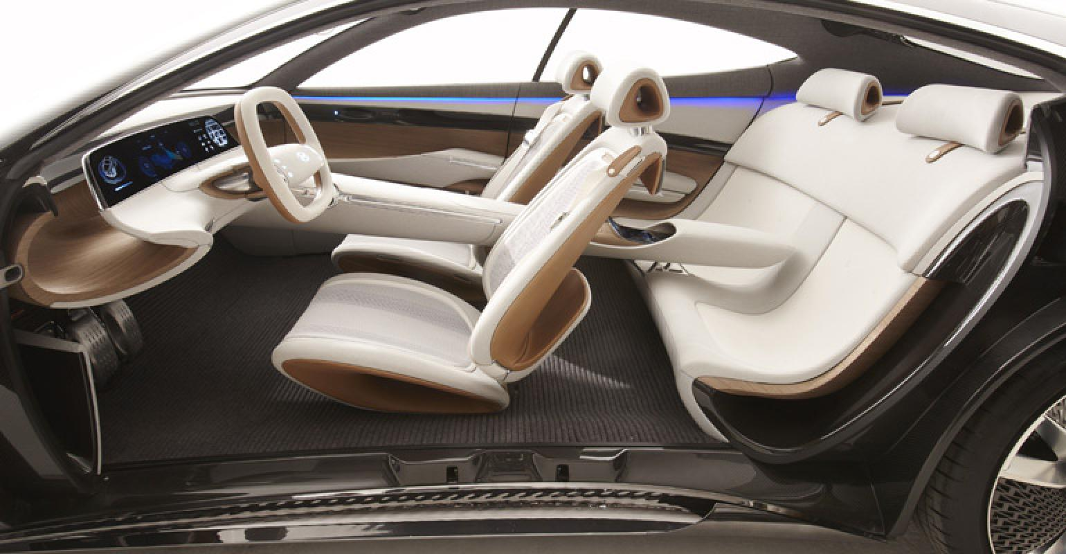 Hyundai Conceives New Interior Design With Le Fil Rouge Concept Wardsauto