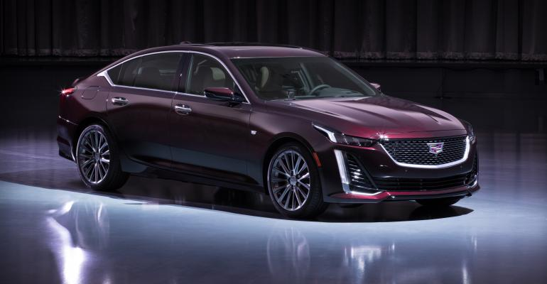All-New Cadillac CT5 Begins Next Lineup Makeover | WardsAuto