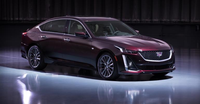 Electric Mini Cooper >> All-New Cadillac CT5 Begins Next Lineup Makeover | WardsAuto