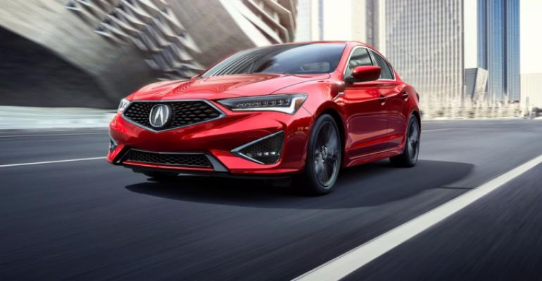2019 Acura ILX A spec cropped