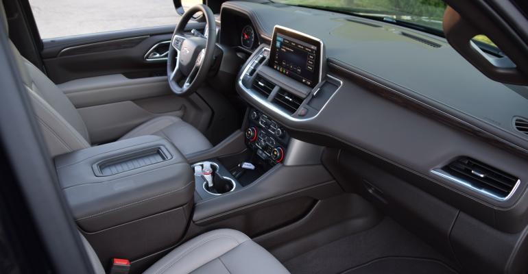 2021 Chevrolet Suburban front pass side.JPG