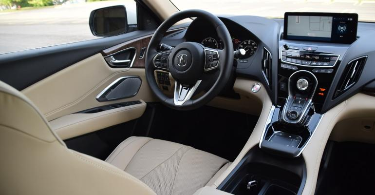 Acura RDX 10 Best UX Feature