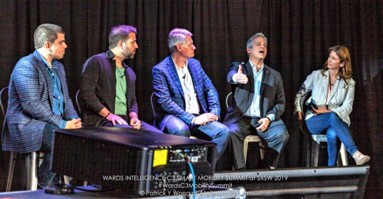 Data could ease new mobility dilemmas, panelists say.