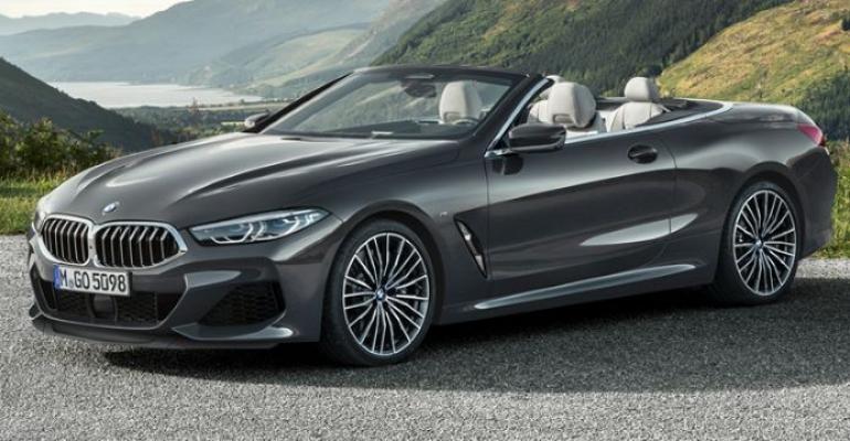Bmw Reveals 8 Series Soft Top Readies New M8 Wardsauto