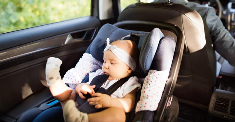 Report asks AV designers to take proactive approach to child passenger safety.