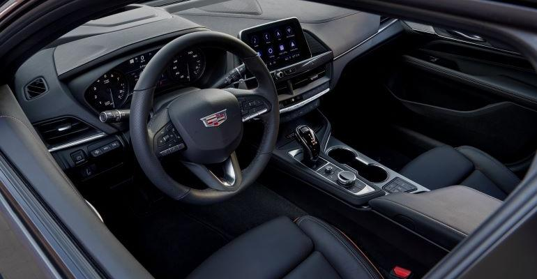 Cadillac CT4-V cockpit.jpg