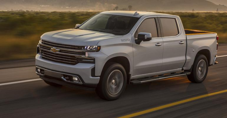 General Motors | 2019 Chevy Silverado More Than Meets Your ...