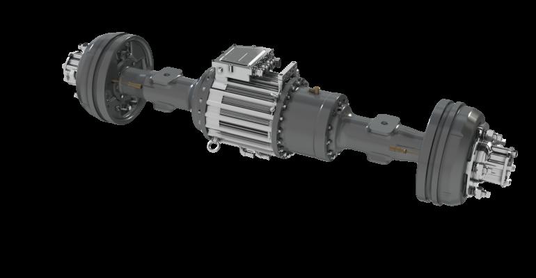 Dana electric axle es5700r