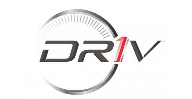 "DRiV name, logo meant to express ""superior driving advancements."""