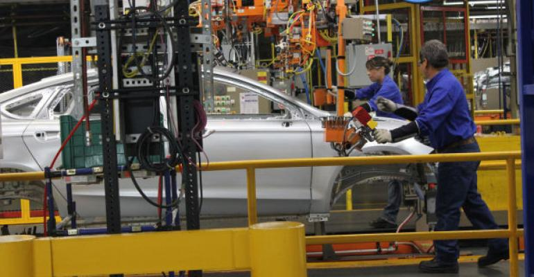Ford plant in Hermosillo helps make Mexico biggest exporter of light vehicles to U.S.