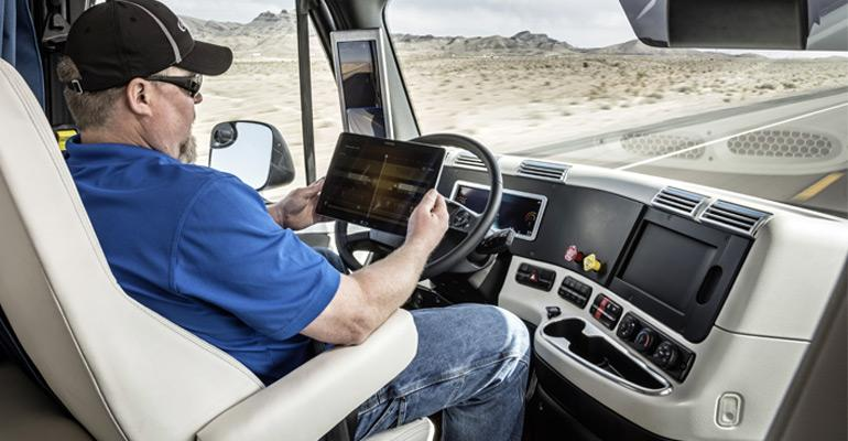 Fleet owners seeking greater commercial-vehicle connectivity.