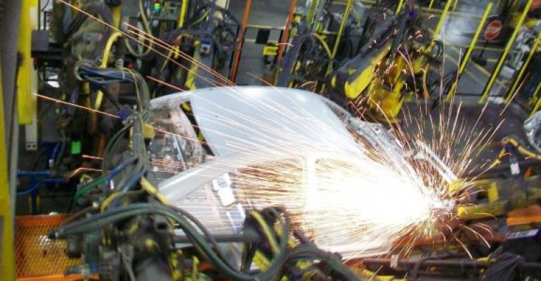 Lordstown, OH, plant one of five North American facilities GM intends to close.