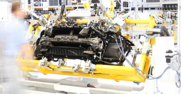 Supplier credits North American growth to lightweighting, logistics initiatives.