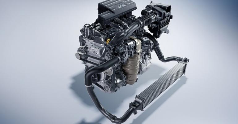 Honda 1.5L Turbo 4-Cyl.
