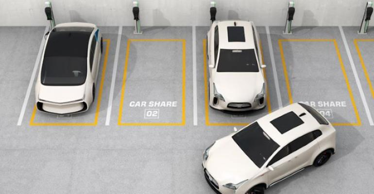 New era of mobility raises parking questions.