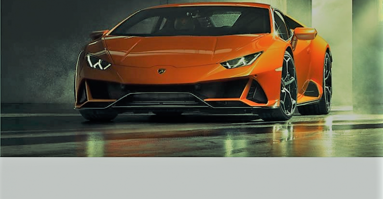 Lamborghini Refines Huracan Performante With Evo Wardsauto