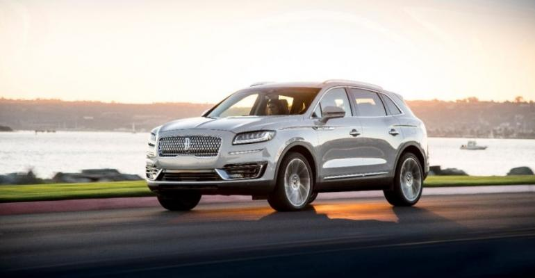 Nautilus midsize SUV likely part of Lincoln's product ramp-up in China.