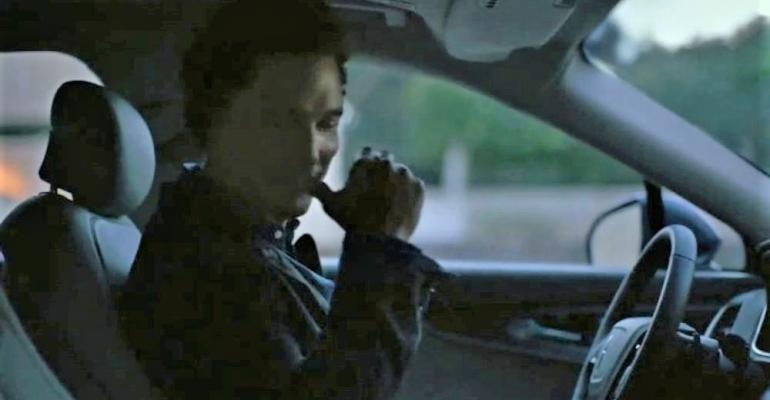 Lincoln ad first topped most-viewed car commercial list in mid-January.