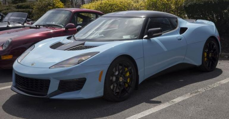 Lawsuit stems from failed Lotus JV in China.