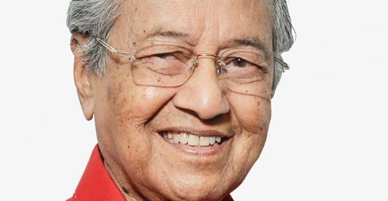 Malaysian Prime Minister Mahathir mulls restrictions on imports.