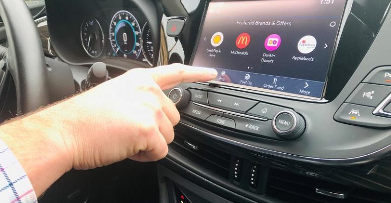 GM's Marketplace app.