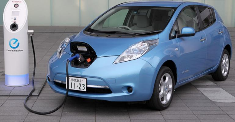 Researchers say federal subsidies should reflect EVs' impact on specific environments.
