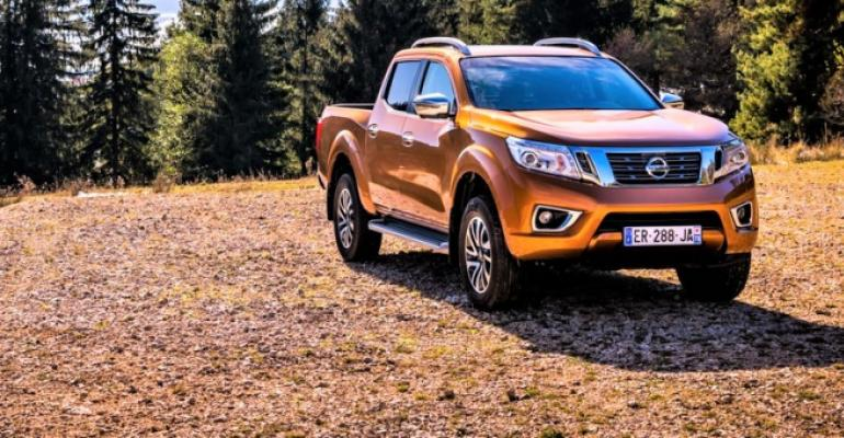 Barcelona plant's main products are Navara pickup, clones for Renault and Mercedes-Benz.