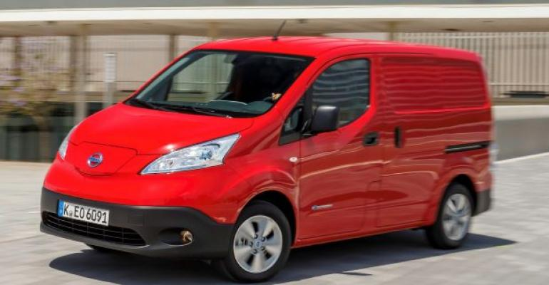Nissan to discontinue diesel variant of Spain-built NV200 van, focus on electric model.