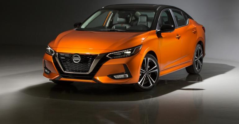 '20 Nissan Sentra Redesign Adds Style, Sophistication ...