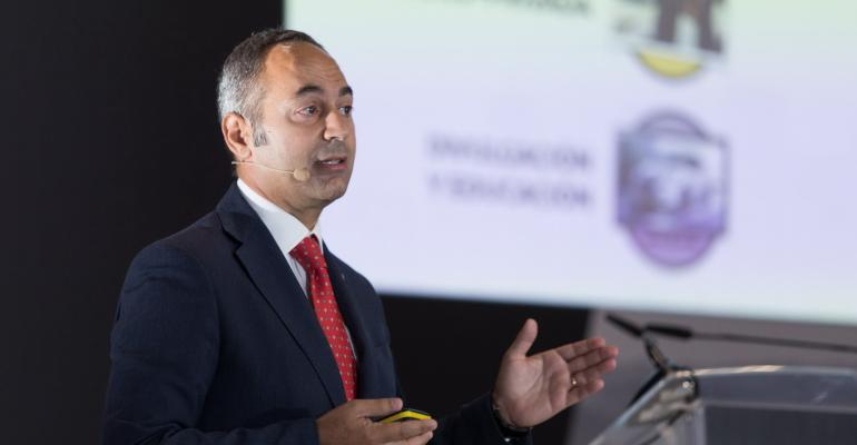 Nissan Spain CEO Toro says automaker wants to ease long-distance range anxiety.