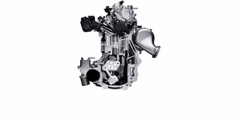 Nissan Altima 2.0L VC-Turbo 4-Cyl.
