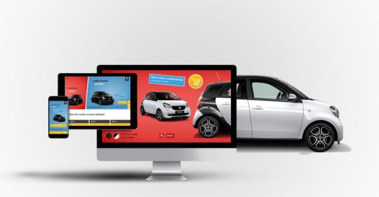 New website aims to streamline new-car-buying process.