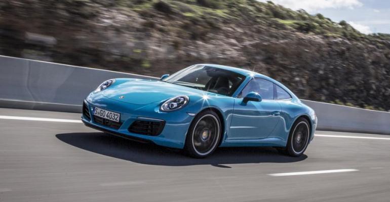 Porsche reportedly told German regulators of miscalculation.