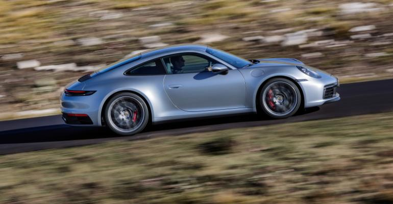 New-gen 911 looks familiar from outside; interior gets tech upgrades.