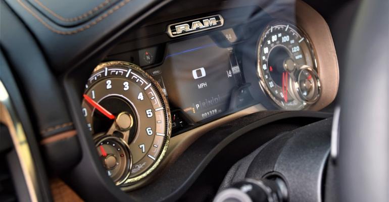 Ram 1500 gauges