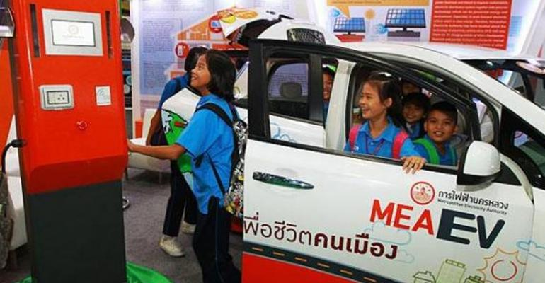 Eight years before EVs arrive on Thai market, government agency says.