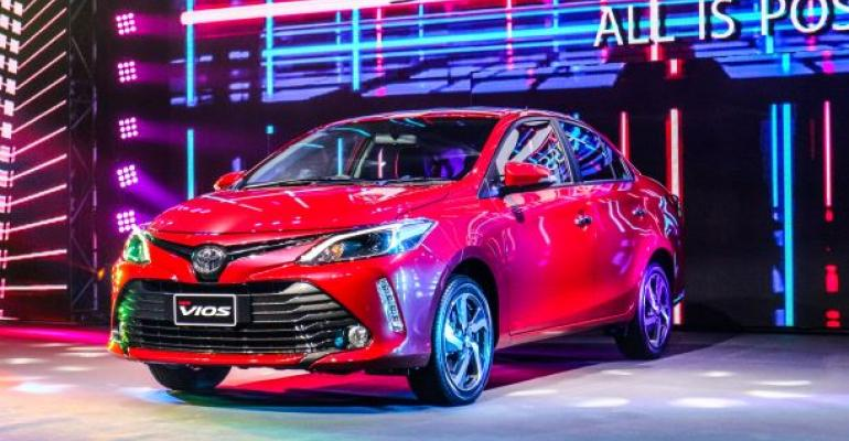Toyota Thailand may build PHEV or EV at Gateway plant where Vios is assembled.