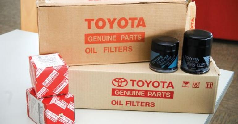 Toyota Australia, border authorities work to stem flow of counterfeit parts.