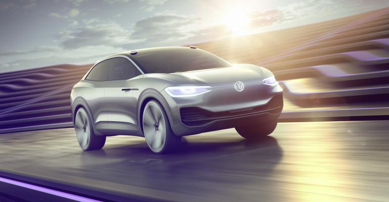 Volkswagen in JV developing Israel's first self-driving ride-hailing service.
