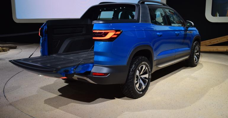 VW: Ford Truck Partnership 'Hazy,' Prepping for Electric ...