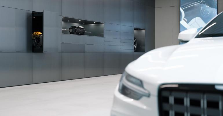 Polestar Space will offer digital and in-person retail experiences.