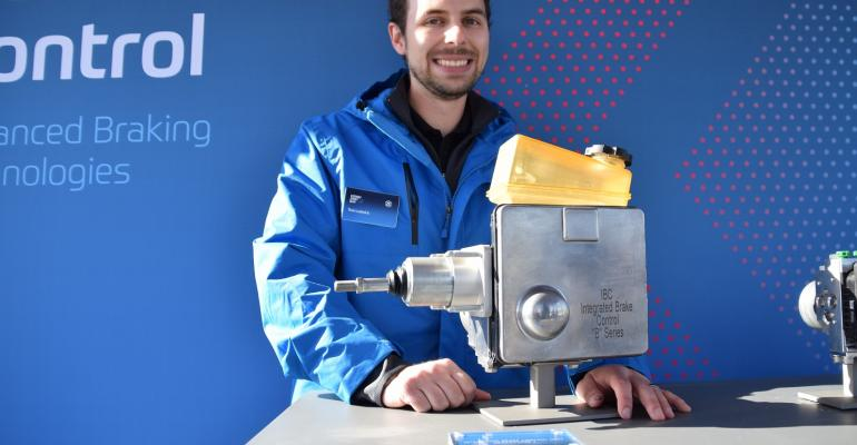 GM Pickups First of Many Integrated Brake Control Contracts for ZF | WardsAuto