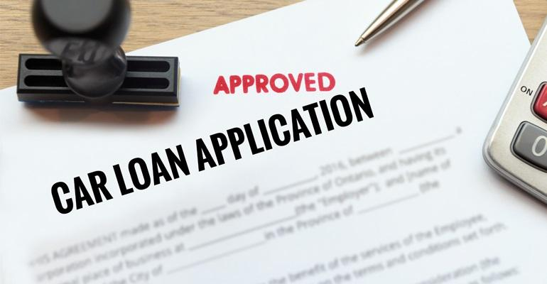 Auto Loan Approved