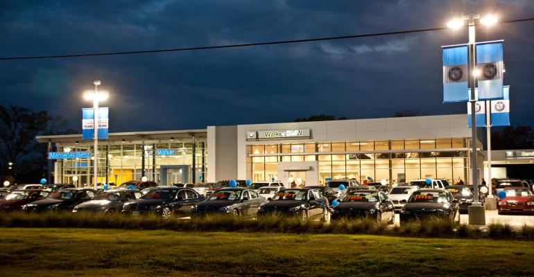 Walker dealership in Louisiana