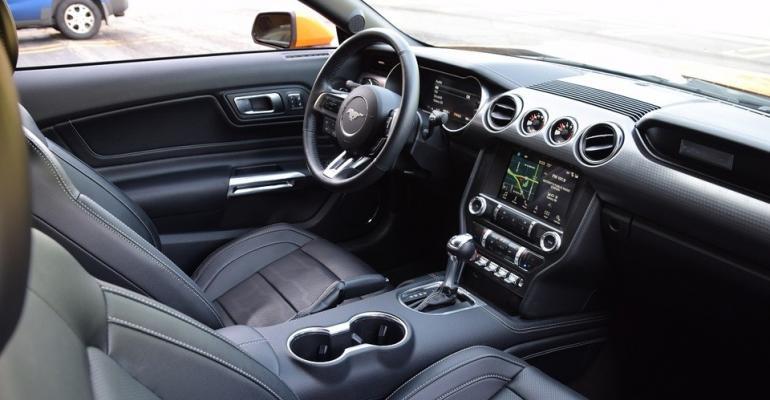 Mustang 10 Best UX Lead