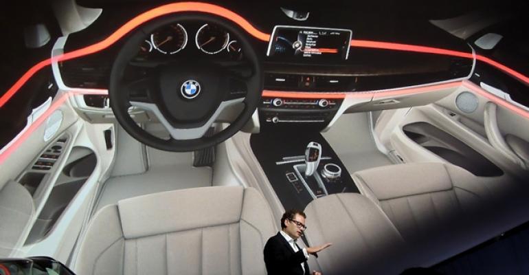 '14 BMW X5