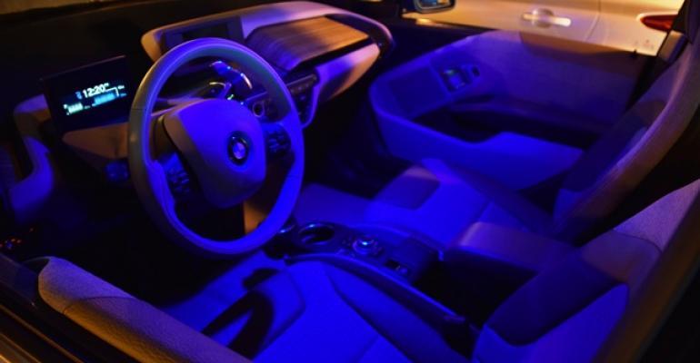 2015 Ward's 10 Best Interiors Winner – BMW i3