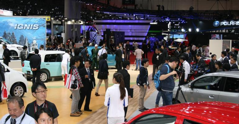 2015 Tokyo Auto Show – Shots From the Floor